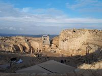 Voyage en terres saintes de Palestine et d'Israël